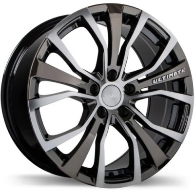 Fast Wheels Ultimate Machine Chrome wheel | 17X7.5, 5x120, 72.6, 45 offset