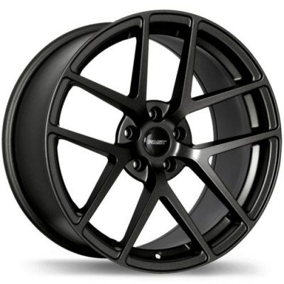 Fast Wheels Vengeance Satin Black wheel (19X8.5, 5x120, 72.6, 40 offset)