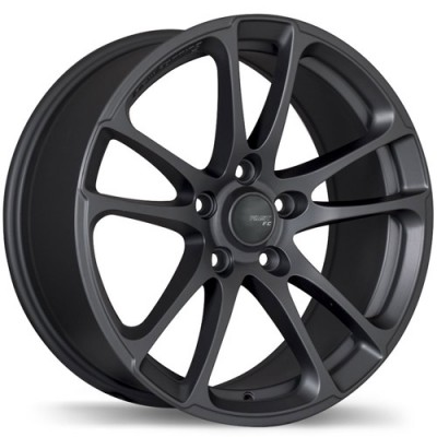 Fastwheels FC03 Gun Metal wheel (17X7.5, 5x114.3, 73, 40 offset)