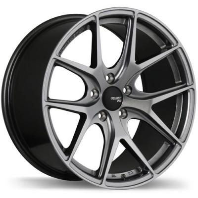 Fastwheels FC04 Titanium wheel (18X10, 5x120, 72.6, 45 offset)