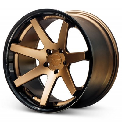Ferrada Wheels FR1 Matte Bronze wheel (20X9, 5x108, 73.1, 35 offset)