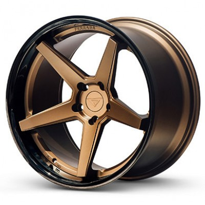 Ferrada Wheels FR3 Matte Bronze wheel (19X10.5, 5x112, 66.56, 25 offset)