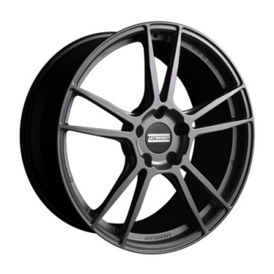 Fondmetal 9RR Matte Black wheel (19X8.5, 5x112, 75, 42 offset)
