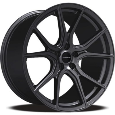 Fondmetal STC45 Gloss Black wheel (20X9, 5x114.3, 70.4, 38 offset)