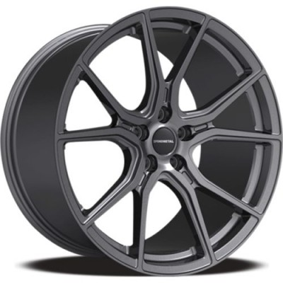 Fondmetal STC45 Titanium wheel (20X9, 5x114.3, 70.4, 38 offset)