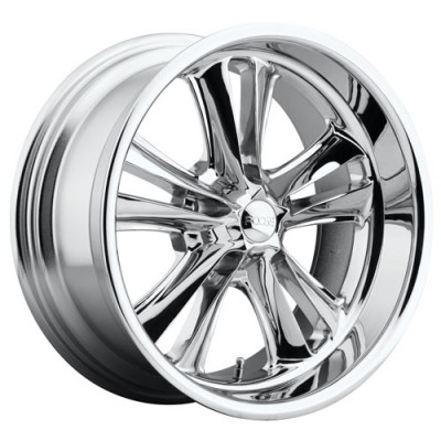 FOOSE Knuckle F097 Chrome wheel (18X8, 5x120.7, 72.6, 1 offset)