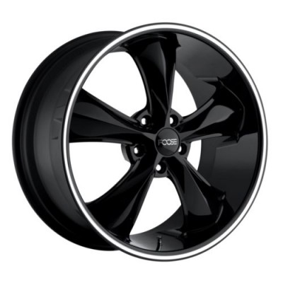 FOOSE Legend F104 Gloss Black Diamond Cut wheel (17X7, 5x114.3, 72.6, 1 offset)