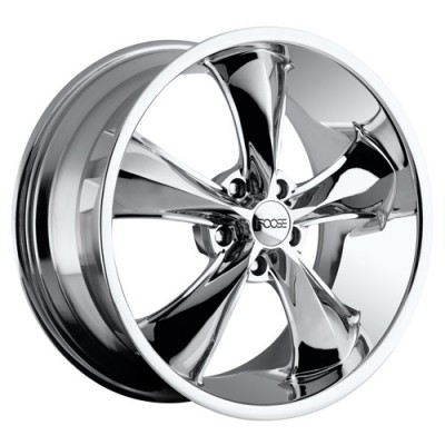 FOOSE NITROUS F117 Chrome wheel (18X8.5, 5x120.7, 72.6, -6 offset)