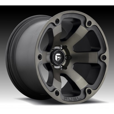 FUEL Beast AUS D564 Machine Black wheel (17X9, 5x150, 110.3, 1 offset)