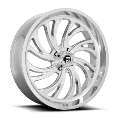 FUEL D203 KOMPRESSOR Hyper Silver wheel (22X7, 4x156.00, 132, 13 offset)