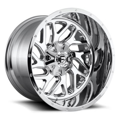 FUEL D210 Chrome wheel (22X14, 8x170, 125.1, -70 offset)