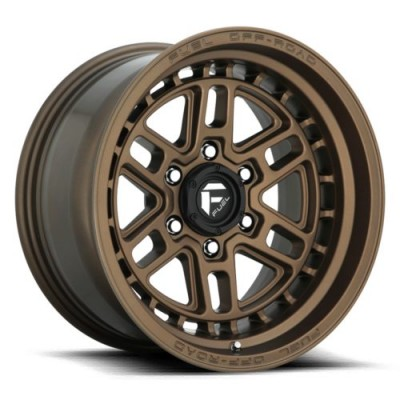 FUEL D669 Matte Bronze wheel (20X9, 6x139.7, 106.1, 1 offset)