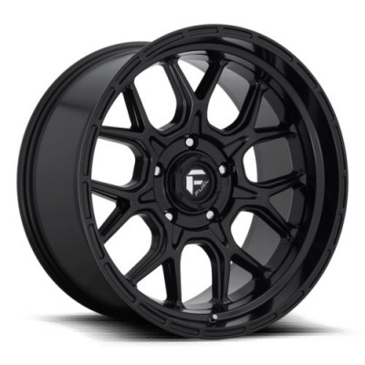 FUEL D670 Matte Black wheel (20X9, 6x135, 87.1, 20 offset)
