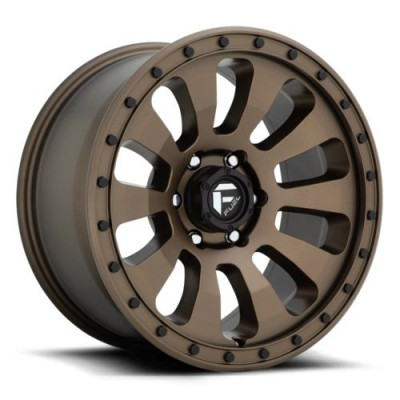 FUEL D678 Matte Bronze wheel (17X9, 5x127, 71.5, -12 offset)