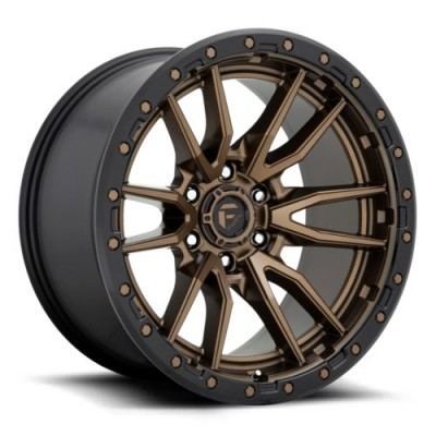 FUEL D681 Matte Bronze wheel (17X9, 5x127, 71.5, -12 offset)