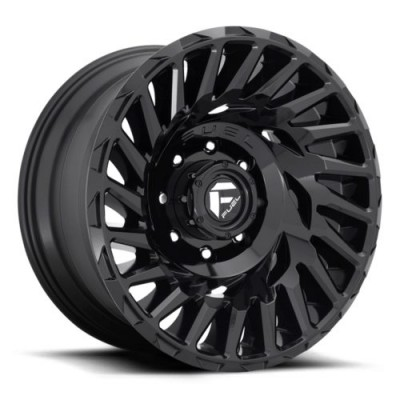 FUEL D682 Gloss Black wheel (18X9, 6x135, 87.1, 1 offset)