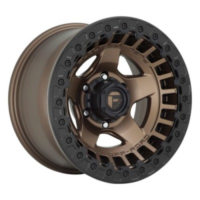 FUEL FC119 Matte Bronze wheel (17.00X9.00, 6x139.70, 106.1, -15 offset)