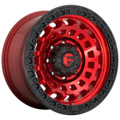 FUEL FC632 Red wheel (17.00X9.00, 8x180.00, 124.2, 1 offset)