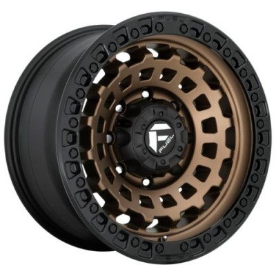 FUEL FC634 Matte Bronze wheel (17.00X9.00, 8x170.00, 125.1, -12 offset)