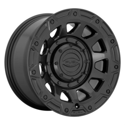 FUEL FC729 Satin Black wheel (17.00X9.00, 5x114.30/127.00, 78, 1 offset)