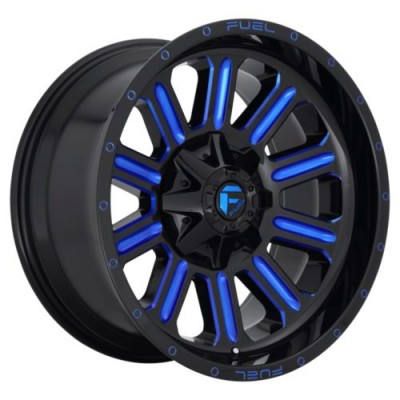FUEL HARDLINE Gloss Black wheel (20.00X12.00, 6x135.00/139.70, 106.1, -45 offset)