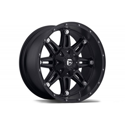 FUEL Hostage D530 Matte Black wheel (17X8.5, 5x114.3/120.7, 78.1, 14 offset)