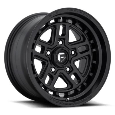 FUEL Nitro D667 Matte Black wheel (20X9, 6x135, 87.1, 1 offset)