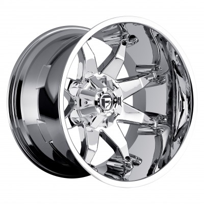FUEL Octane D508 Chrome wheel (18X9, 8x170, 125.2, -12 offset)