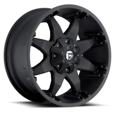FUEL Octane D509 Matte Black wheel (20X12, 8x170, 125.2, -44 offset)