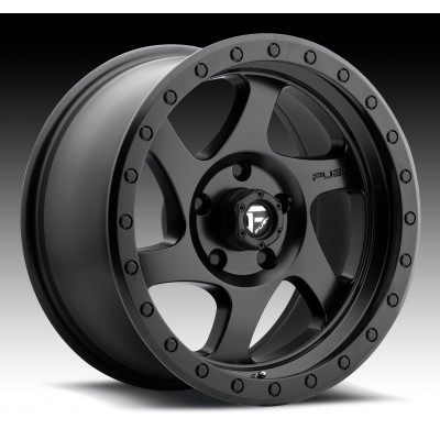 FUEL Rotor D570 Matte Black wheel (17X8.5, 5x127, 78.1, -6 offset)