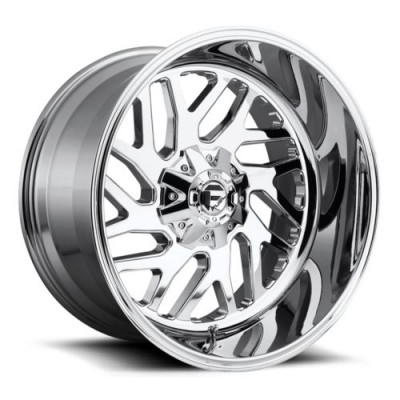 FUEL Triton D609 Chrome wheel (20X10, 8x170, 125.1, -18 offset)