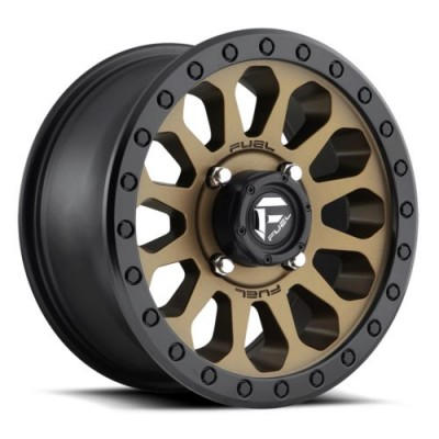 FUEL Vector D600 Bronze wheel (17X8.5, 6x139.7, 108, 7 offset)