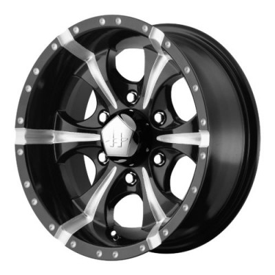 Helo HE791 MAXX Gloss Black Machine wheel (15X8, 5x114.3, 72.60, -12 offset)