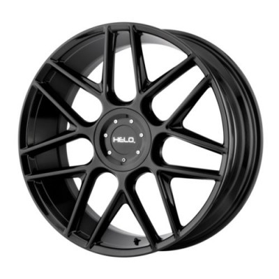 Helo HE912 Gloss Black wheel (22X8.5, , 72.6, 40 offset)