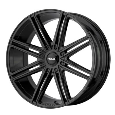Helo HE913 Gloss Black wheel (20X8.5, 6x120/139.7, 78.3, 15 offset)