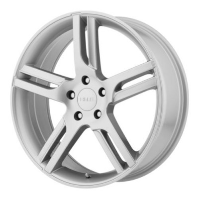 Helo Wheels HE885 Silver wheel (17X7.5, 5x112, 72.6, 40 offset)