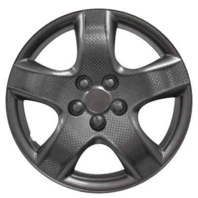 """Wheel Covers 18"""" (set of 4) - Silver - DTD99818"""