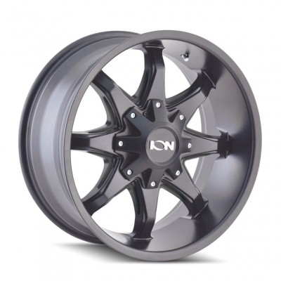 ION Alloy 181 Graphite wheel | 20X9, 6x135/139.7, 106, 18 offset