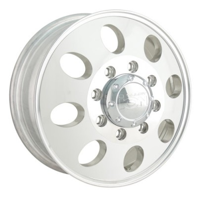 Ion 167 Polished wheel (16X6, 8x170, 130.18, 102 offset)