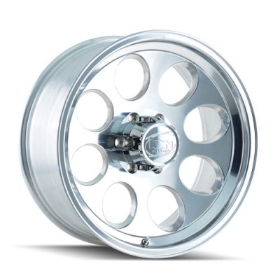 Ion 171 Polished wheel (15X10, 5x120.65, 83.82, -38 offset)