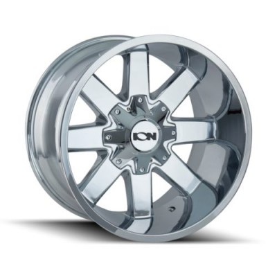 Ion 141 Chrome wheel (20X10, 6x135/139.7, 106, -19 offset)