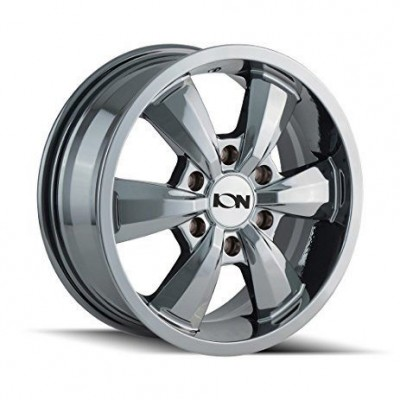 ION Alloy 103 Chrome wheel (16X6.5, 6x130, 84.1, 45 offset)
