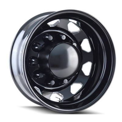 Ionbilt IB02 Machine Black wheel (22.5X8.25, 10x285.75, 220.1, 169 offset)