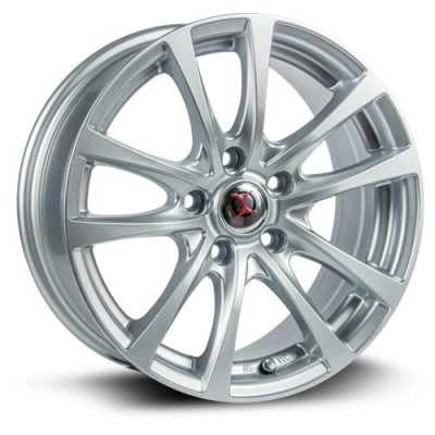 IXION IX002 Silver wheel (16X7, 5x105, 56.6, 40 offset)