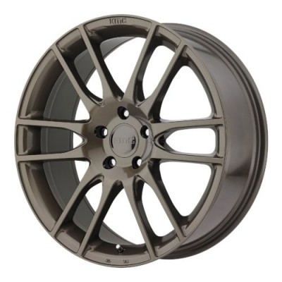 KMC KM696 PIVOT Bronze wheel (20X9.5, 5x127, 72.60, 48 offset)