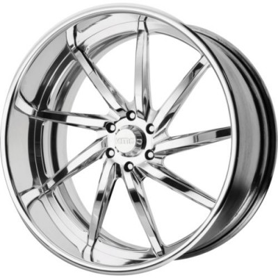 KMC Wheels KM402 Chrome wheel (18X11, , 72.6, 0 offset)