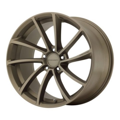 KMC Wheels KM691 SPIN Bronze wheel (20X9, 5x112, 72.6, 38 offset)