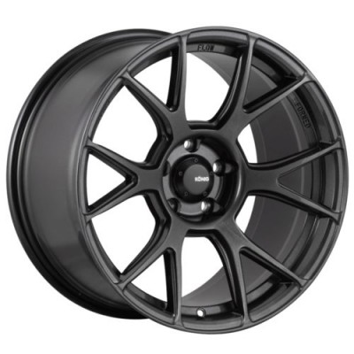 Konig Ampliform Graphite wheel (17X8, 5x114.3, 73.1, 40 offset)