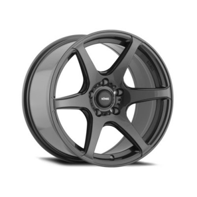 Konig Tandem Graphite wheel (16X7.5, 4x100, 73.1, 40 offset)