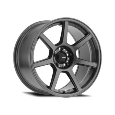 Konig Ultrform Graphite wheel (19X9, 5x114.3, 73.1, 35 offset)
